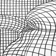 Virtual porn, ink on paper, 21x29,7cm