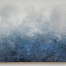 Ringtone 01, painting on canvas, 30x40cm